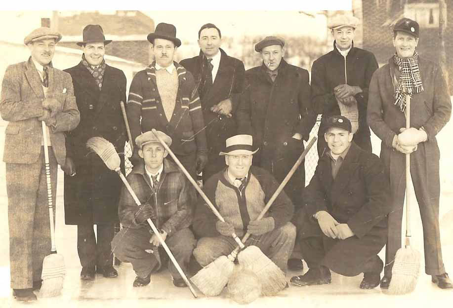 broomball history
