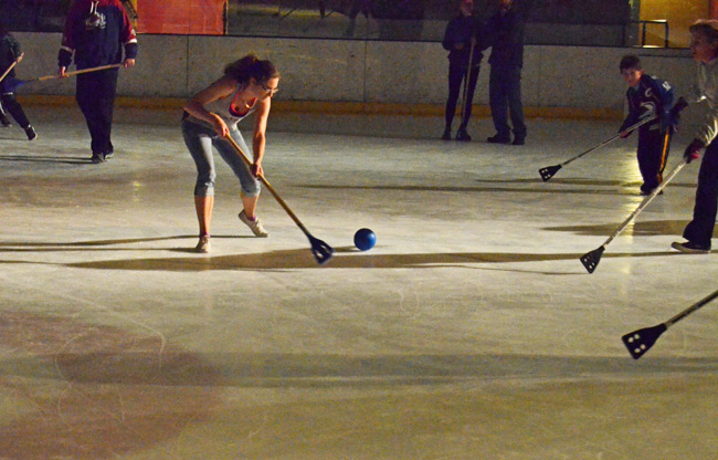 what is broomball introduction