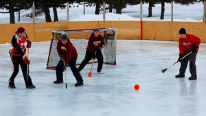 broomball resources