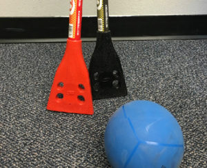 broomball games